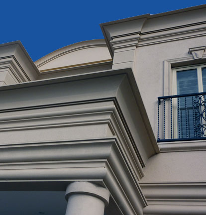 Process Profiles Exterior Architectural Mouldings